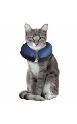 Inflatable Collar For Cats XS