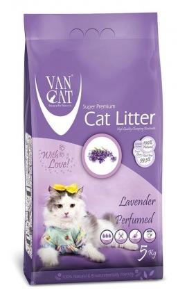 Van Cat Lavender 5 kg