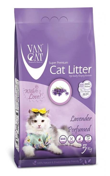 ae9619c9e8a1 Van Cat Lavender 5 kg - Pet Lovers Shop